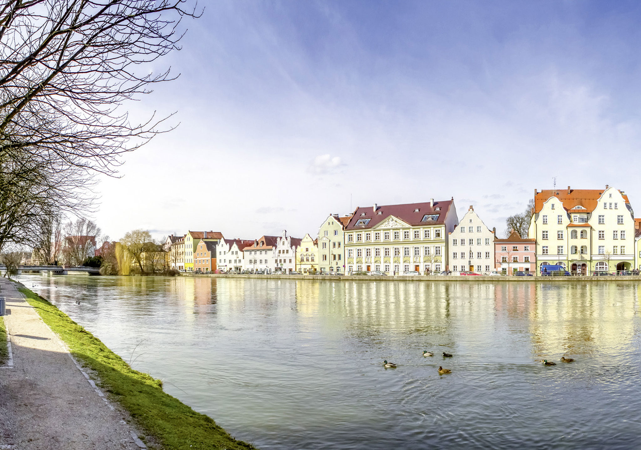 Eigentumswohnung in Landshut | AM BACH Umgebung 7 | © Pure Life Pictures Fotolia